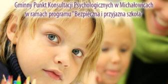 Przypomnienie – Dyżur Gminnego Punktu Konsultacji Psychologicznych w Michałowicach