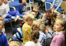 3 grudnia  – kolejny wykład w ramach Michałowickiego Uniwersytetu Dziecięcego!
