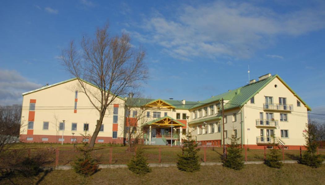 Szkoła Podstawowa wRaciborowicach