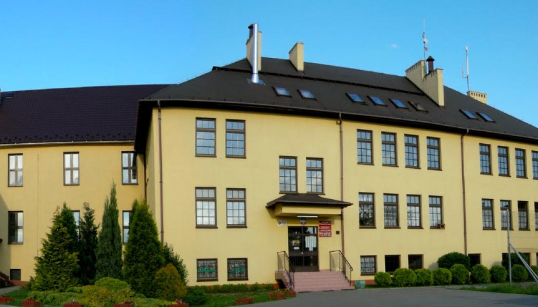 Szkoła Podstawowa wWięcławicach Starych