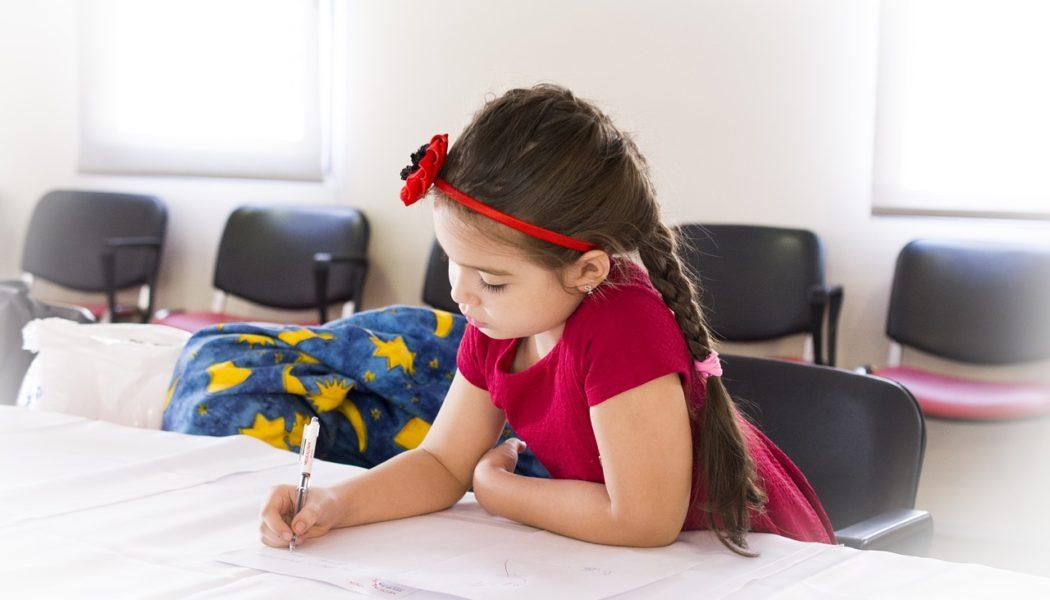 Rekrutacja dzieci doprojektów