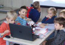 Co tosą roboty? – Michałowicki Uniwersytet Dziecięcy