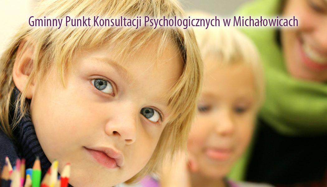 Gminny Punkt Konsultacji Psychologicznych wMichałowicach rusza od22 marca  2017r.