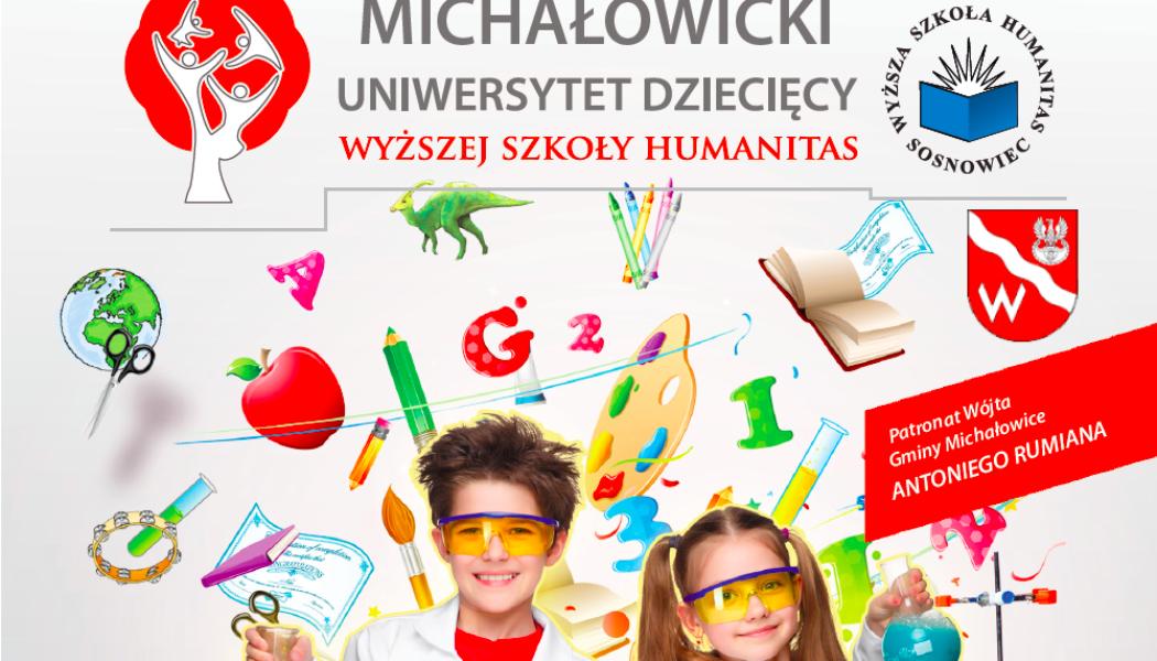 Ruszył kolejny rok akademicki Michałowickiego Uniwersytetu Dziecięcego! Można jeszcze się zapisać!