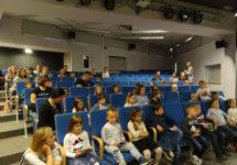 Migawek kilka zinauguracji roku akademickiego 2018-2019Michałowickiego Uniwersytetu Dziecięcego Wyższej Szkoły Humanitas wSosnowcu.