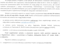 """II NABÓR DOPROJEKTU """"MAŁOPOLSKA NIANIA 2.0"""" – od30.04.2019 r. do24.05.2019 r."""